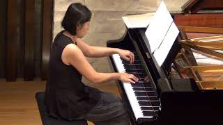 Yuji Takahashi : Mutyo for Julia (world premiere)/Julia Hsu(pf)