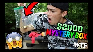 Buying a 'Mystery Box' on The Dark Web... Gone Horribly Wrong. *SCARY*