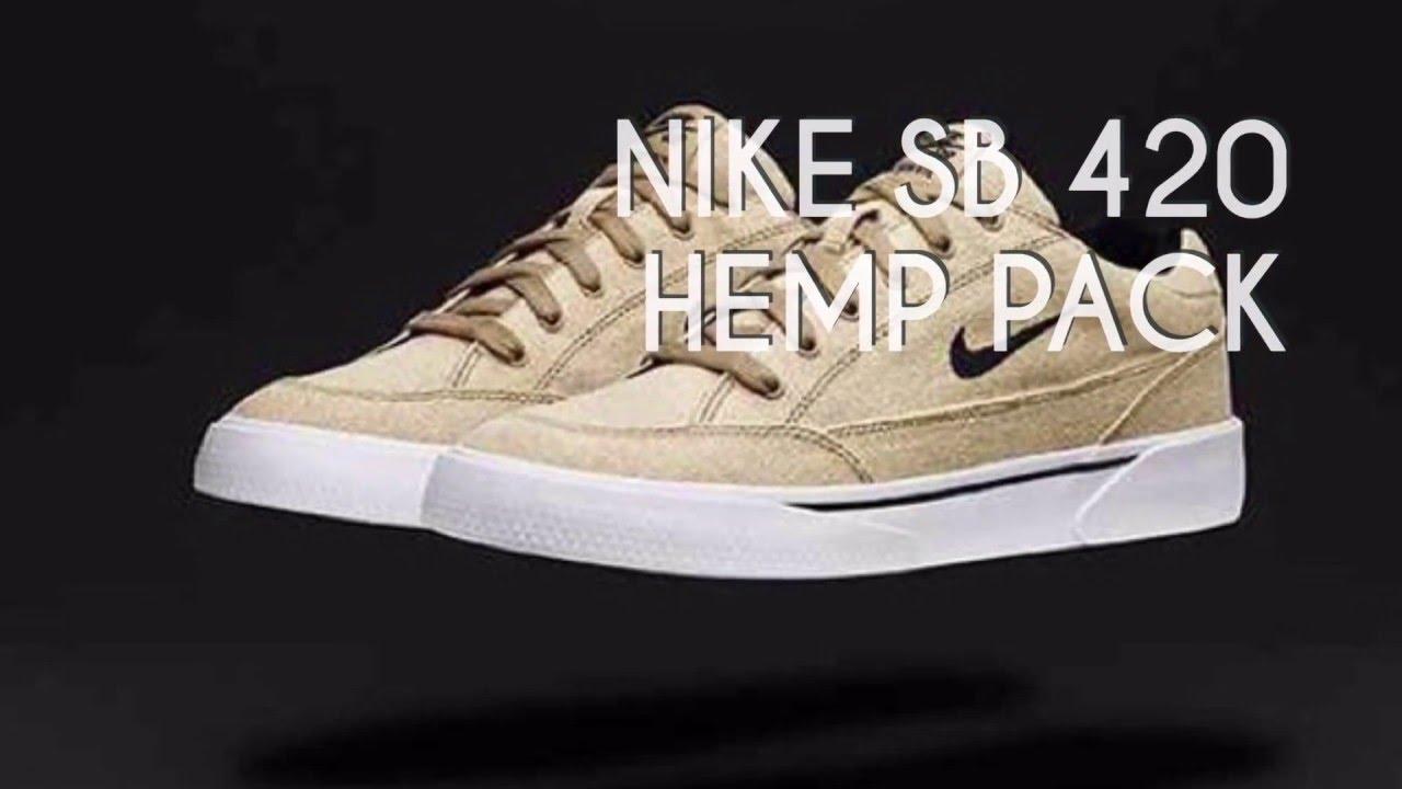 NIKE SB 420 HEMP PACK/ SNEAKERS STAR
