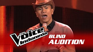 daniel ferro marry me   the blind audition   the voice indonesia 2016