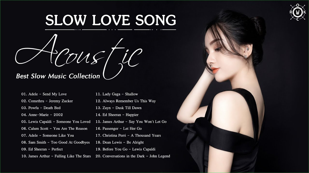 Acoustic Slow Songs | Slow Love Songs 2020 | Best Slow Music Collection