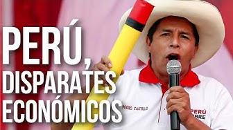 Imagen del video: El análisis de Rallo: Los disparates económicos de Pedro Castillo