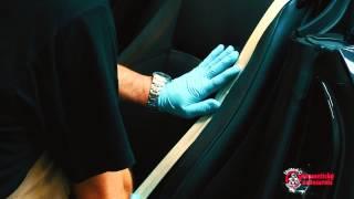 Oprava kůže v autě - autolakovna United-C