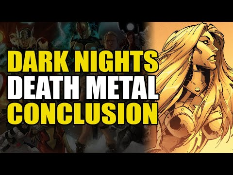 Dark Nights Death Metal Conclusion | Comics Explained