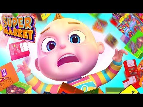 TooToo Boy | Super Market Episode | Cartoon Animation For Children | Videogyan Kids Shows