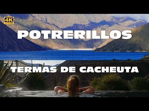 POTRERILLOS MENDOZA - TERMAS DE CACHEUTA 2019 - MENDOZA ARGENTINA