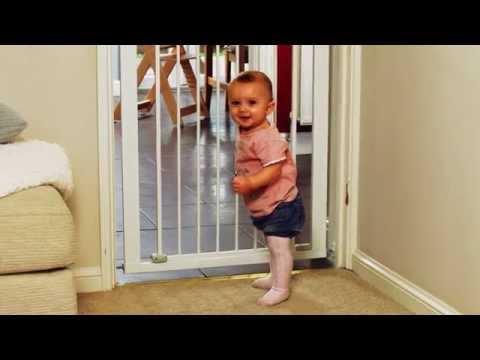 travel baby gate argos