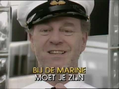 Dorus  -  Bij de marine ( KARAOKE ) Lyrics