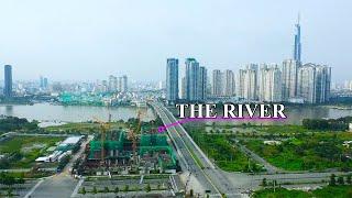 Dự án The River Thủ Thiêm quận 2   Vị trí vàng giữa khu đô thị mới Thủ Thiêm   Đỗ Hoàng Sinh