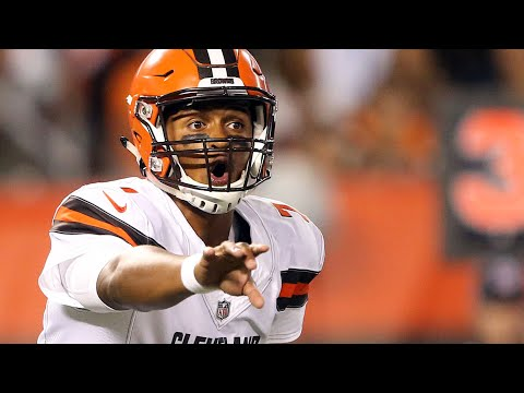 The DeShone Kizer era begins for the Browns