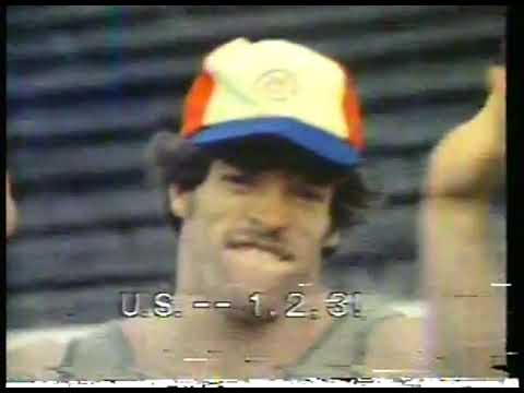 Olympics – 1981 – Deaf Olympics – Coach Nick Kovalakides & The Story