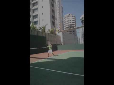 Leo Bassan 12 Tennis - Panama 2013