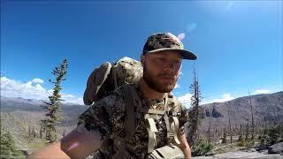 Backcountry Colorado DIY Archery Elk Hunt 2018