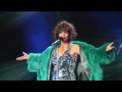 Whitney Houston - Live in Moscow 2009 HD