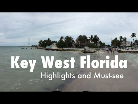 Key West Florida Highlights and Must-see Sights