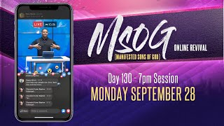 MSOG Online Revival - Night 130 - Monday, September 28, 2020