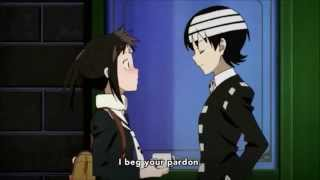 Tsugumi Meets Death The Kid- Soul Eater Not!