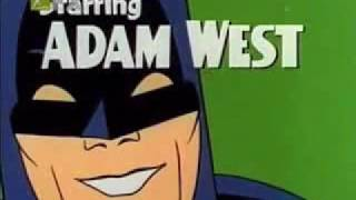 The Batman Theme Song