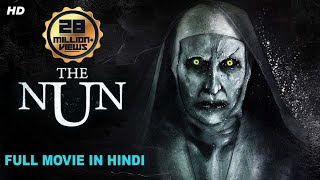 THE NUN - Hollywood Movies In Hindi Dubbed Full HD   Horror Movie In Hindi   Hollywood Horror Movie Thumb