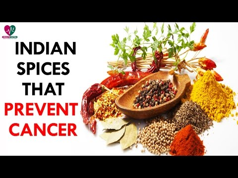 Indian Spices That Prevent Cancer - Health Sutra