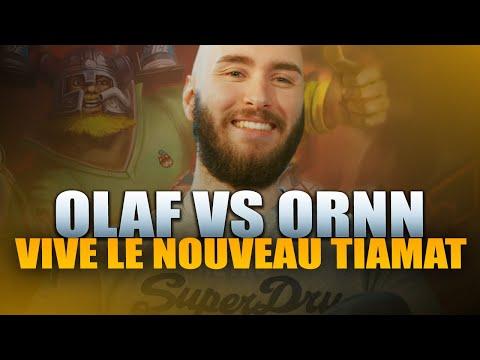 Vidéo d'Alderiate : ALDERIATE - OLAF VS ORNN - PRÉSAISON 11 - LE TANK ASSASSIN MAGE CA RIGOLE PAS