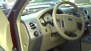 2004 Ford F150 Crew Cab 4x4 Lariat