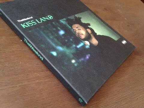 Unboxing: Kiss Land - The Weeknd