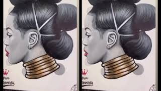 "Dallas Artist pays tribute to Tashara Parker with ""Crown Controversy"" art"