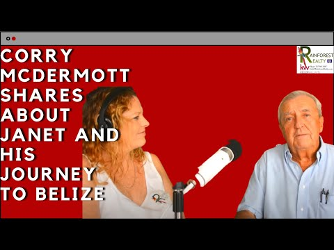 Belize Talk Radio with Corry McDermott in Belize 1