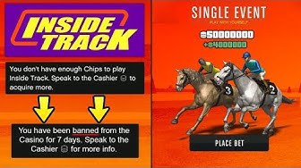 GTA Online 7 DAY CASINO BANS - New Details, How To NOT Get Banned + Money Wipe Soon!?