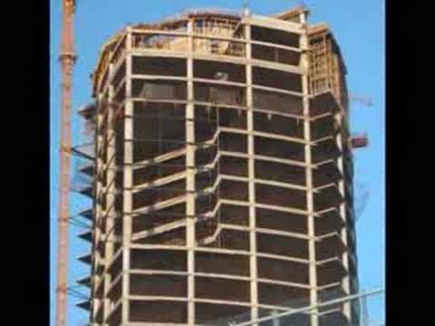 Torre Repsol YPF 3 años de construccion