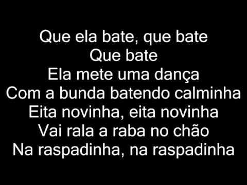 MC WM - Raspadinha letra