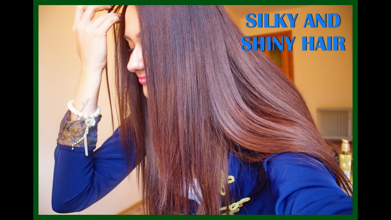 foto How to Make Your Hair Silky and Shiny with Vinegar