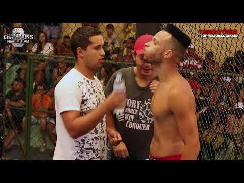 Gabriel vs Marcos Souza - Champions Fight 8