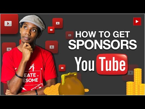 How to Get Sponsors on Your YouTube Channel
