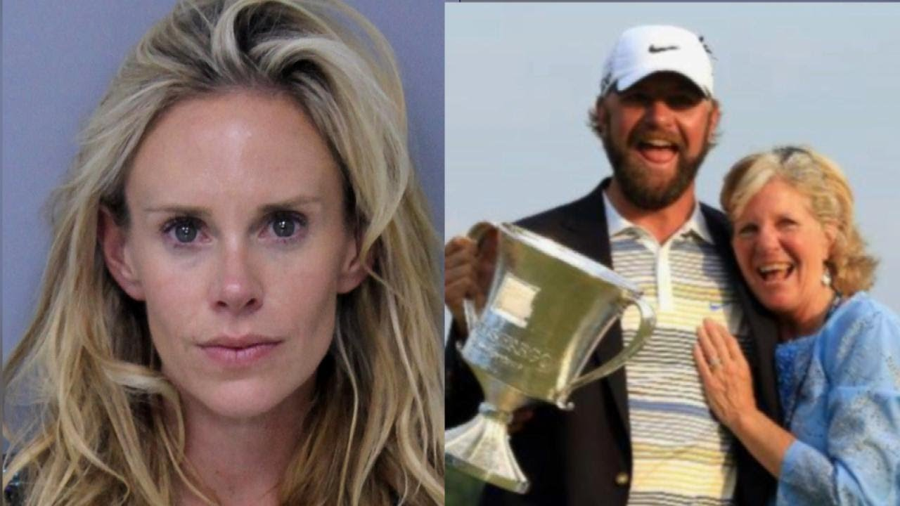 Did Wife Of Pga Golfer Lucas Glover Him Over Bad Performance