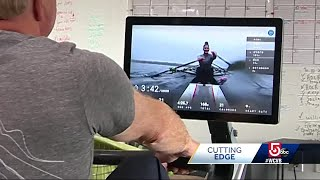 New technology gives you a virtual rowing experience