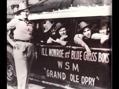 Bill Monroe - Just a Little Talk with Jesus (Bluegrass Quartet w/ Birch Monroe)