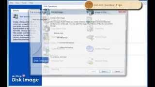 How to backup your disk with Active@ Disk Image