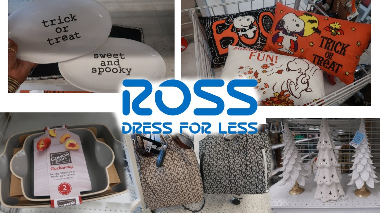 ROSS DRESS FOR LESS!!! COME WITH ME
