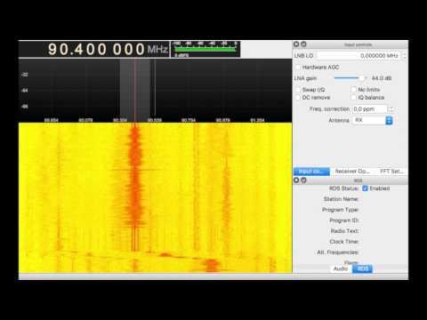 [Es] 90.4 - Radio Setif - Meghriss, Algeria - 2065 km | 02.06.2017