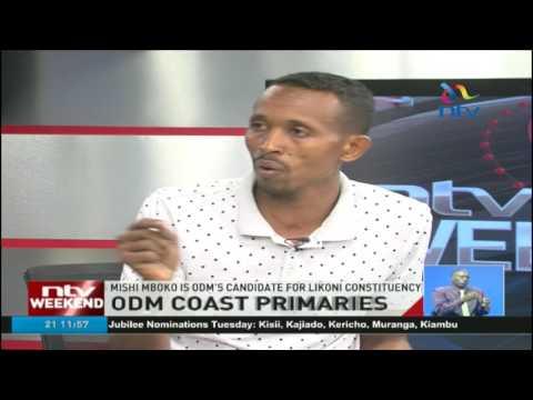 Nyali ODM Aspirant Mohamed Ali cries foul over loss, blames Joho