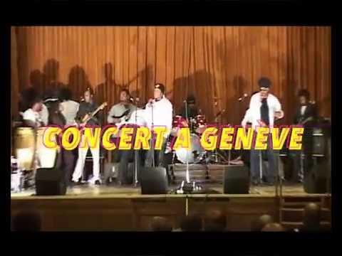 Félix Wazekwa S'Grave concert à Genève