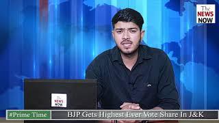 #TNN Prime Time || BJP gets Highest Ever Vote Share in J&K