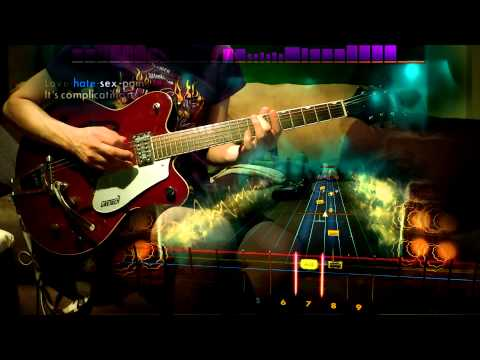 Rocksmith 2014  DLC  Guitar  Godsmack LoveHateSexPain