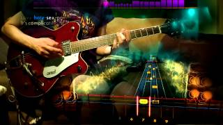 "Rocksmith 2014 - DLC - Guitar - Godsmack ""Love-Hate-Sex-Pain"""