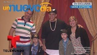 Las locuras de los fanáticos argentinos de Daddy Yankee | Un Nuevo Día | Telemundo