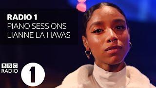 Lianne La Havas - Please Don't Make Me Cry - Radio 1 Piano Sessions