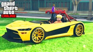 HIJAK RUSTON NEW VEHICULE - GTA 5 ONLINE thumbnail