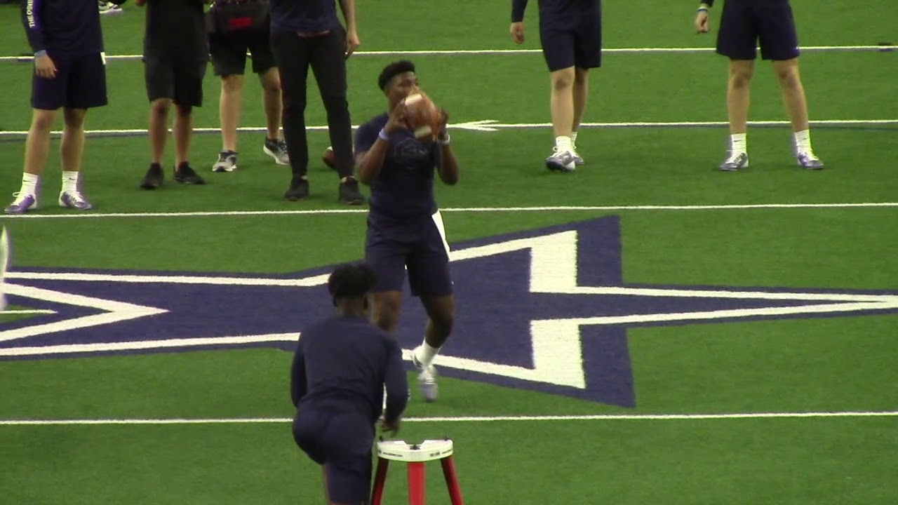 The Opening Final Cut — QB Jacolby Criswell - YouTube